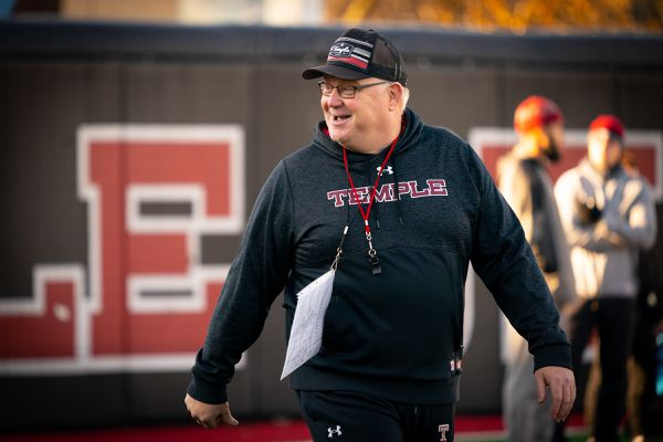 Temple football coaching staff retains Ed Foley, Fran Brown, Gabe Infante, and Adam DiMichele