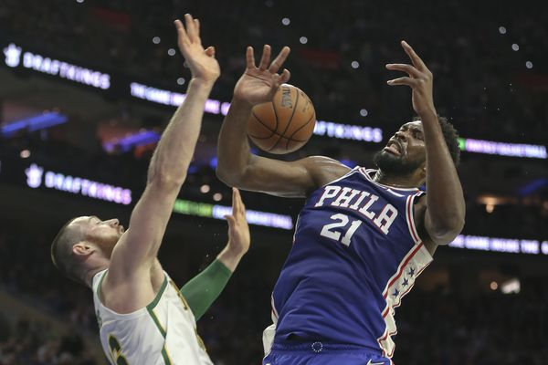 Win over Celtics proves Joel Embiid is the Sixers' anchor, and Jimmy Butler is their closer