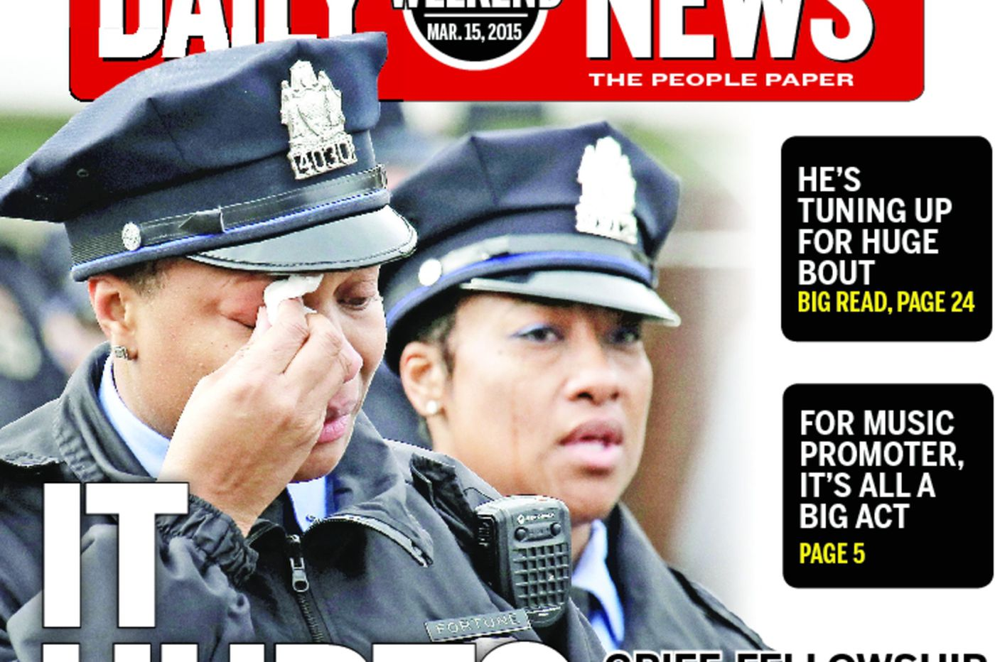 Dailynews Monthly Covers 03/14/15