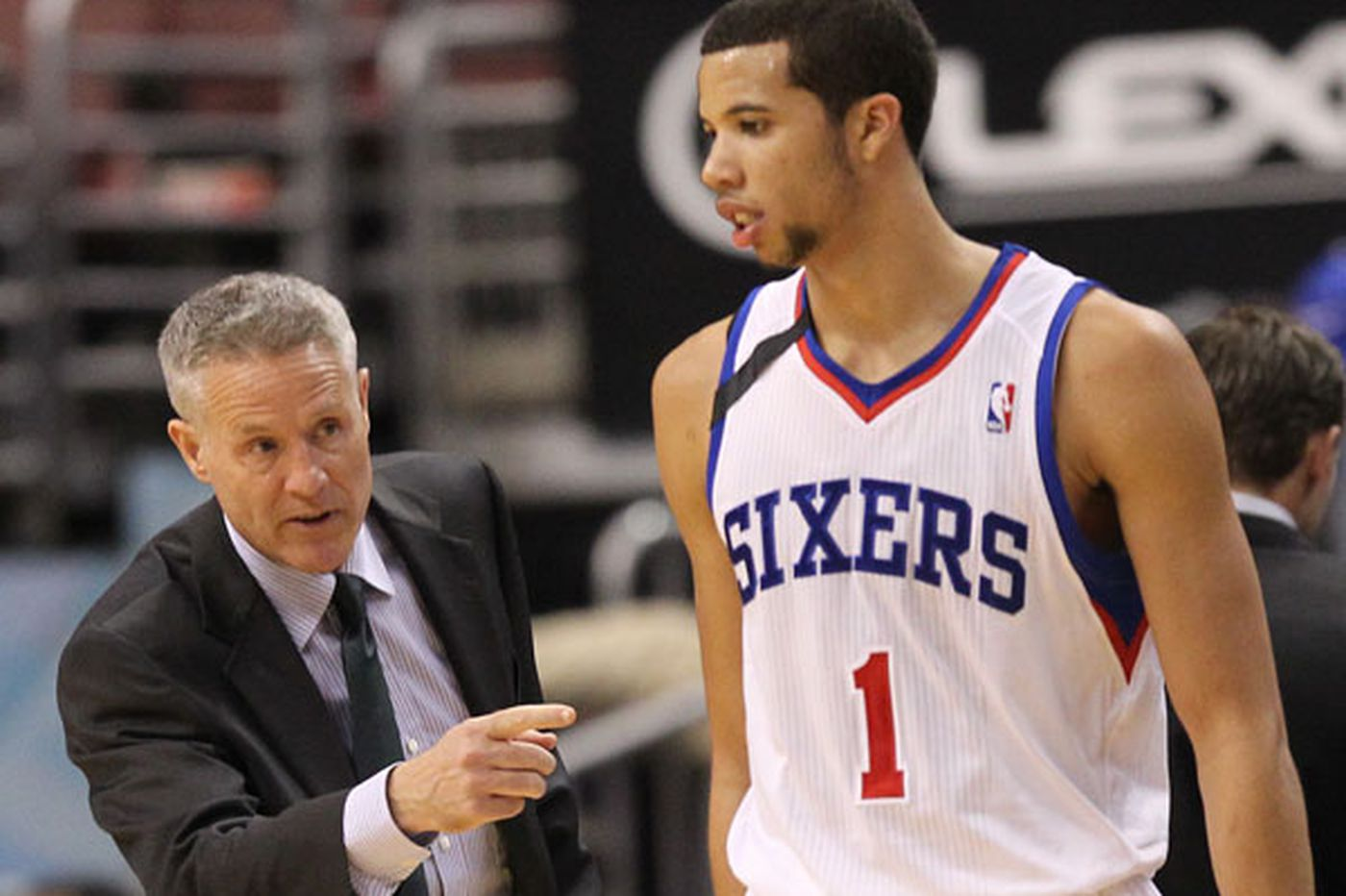 Sixers on the right path