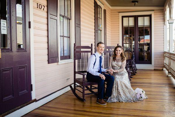 Philadelphia weddings: Alexandria Proko and Daniel Kochinsky