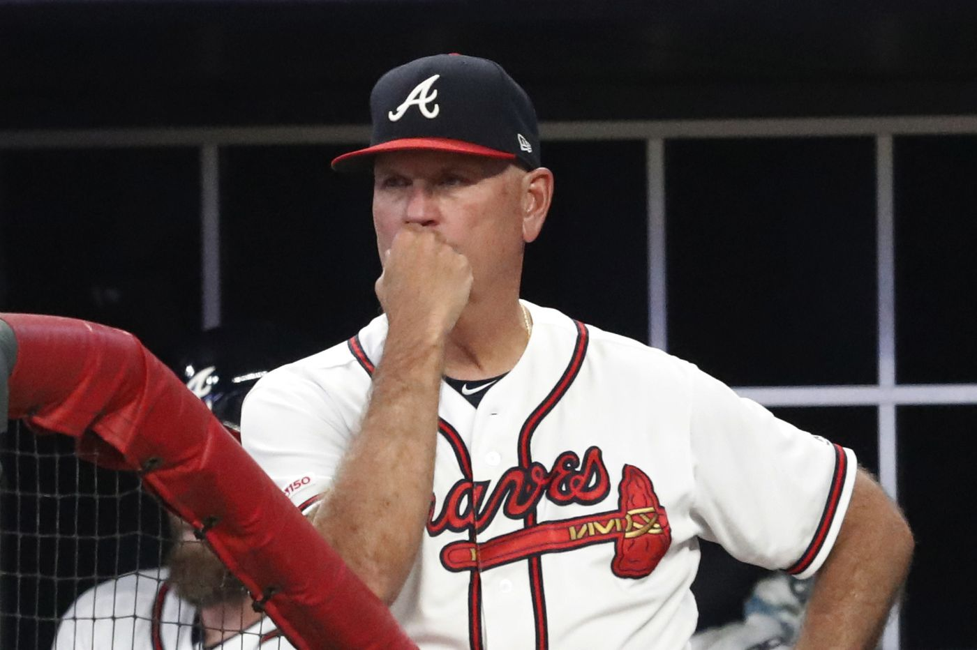 Braves manager Brian Snitker miffed by Phillies manager Gabe Kapler's delayed call to Hector Neris in bullpen
