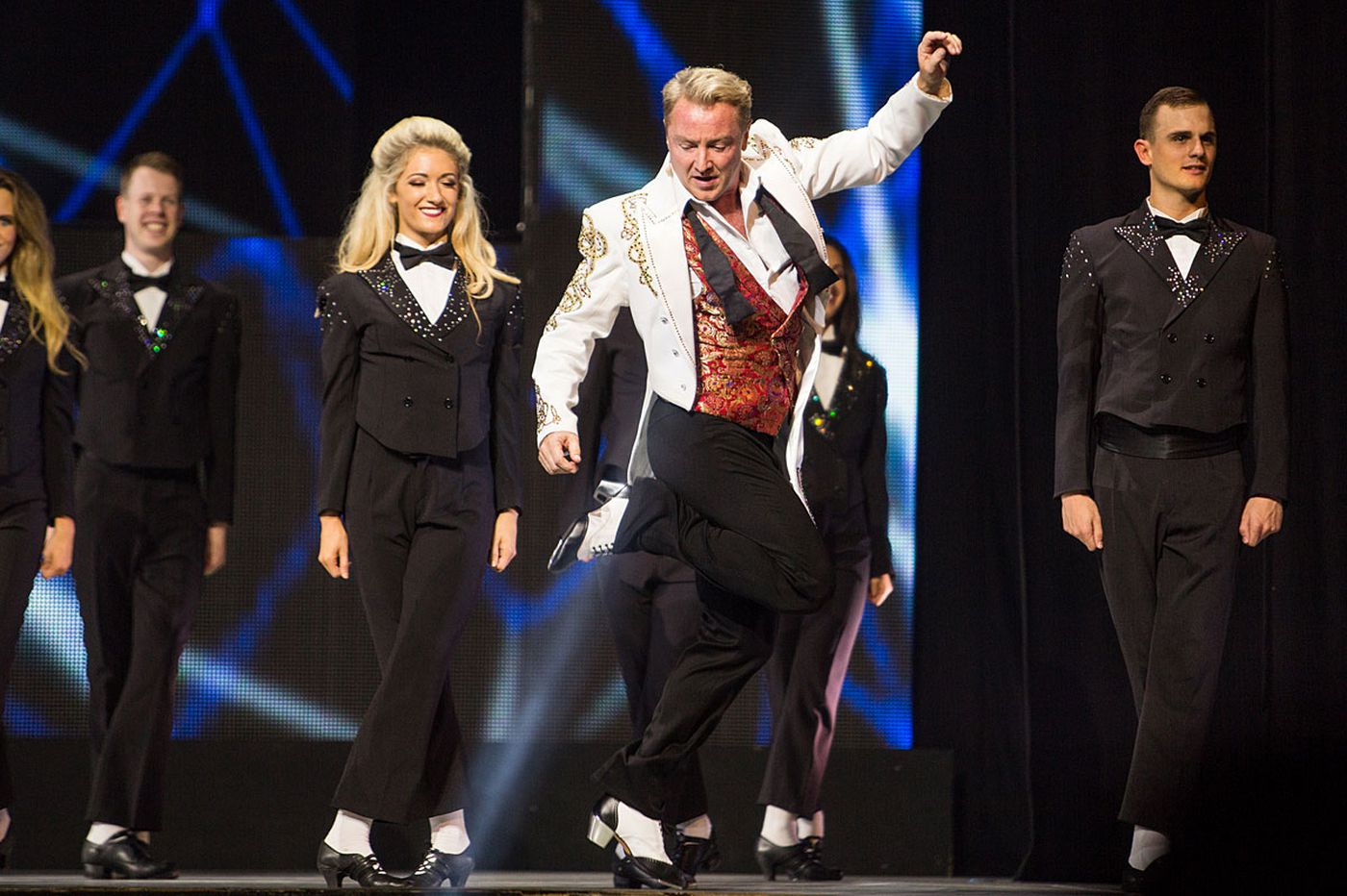 Lord of the Dance's Michael Flatley on why he's excited to retire