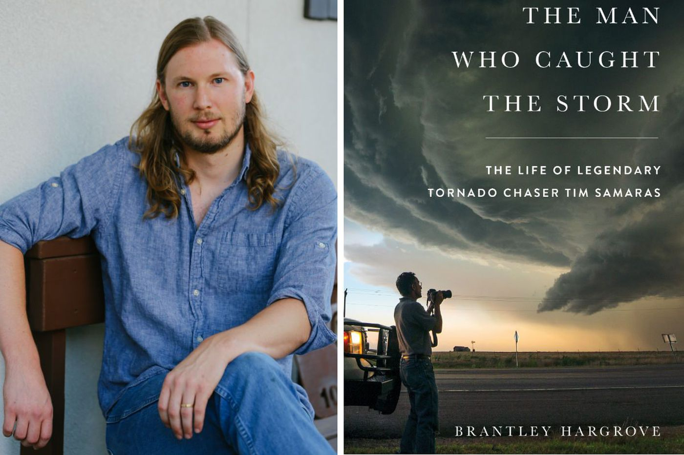 'Man Who Caught the Storm': A tempestuous, true tale of a legendary storm-chaser