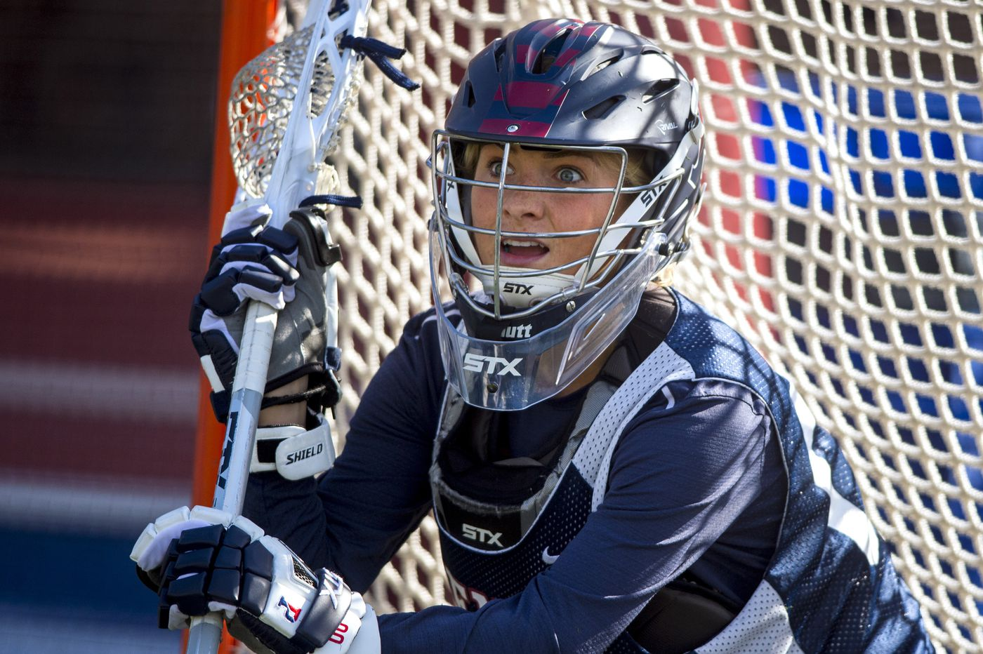 Penn women's lacrosse back in national spotlight thanks to goalie Mikaila Cheeseman and explosive offense