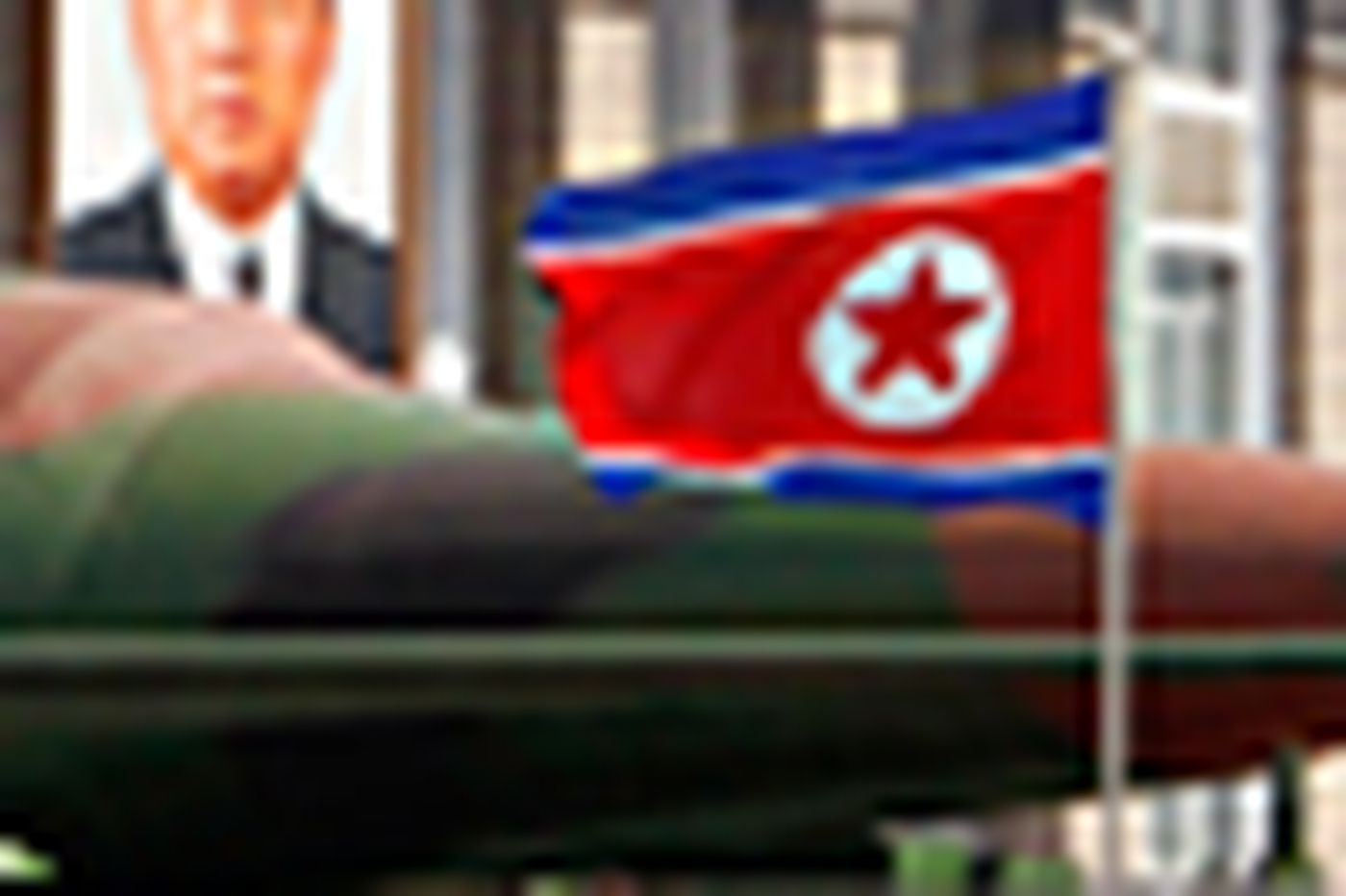 N. Korea's new missiles are fakes