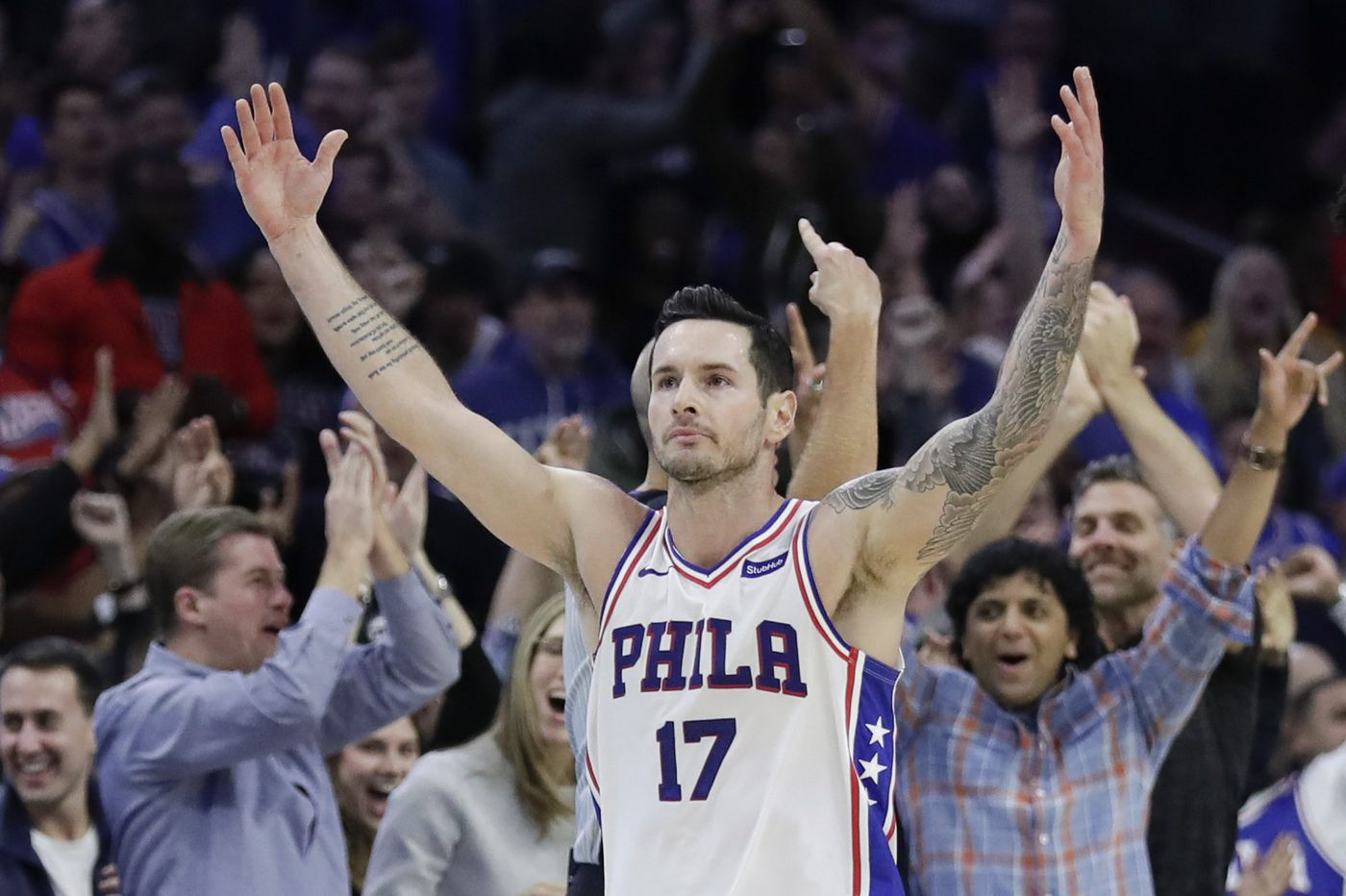 Sixers-Magic observations: Best and worst awards, Joel Embiid, JJ Redick, poor defensive communication