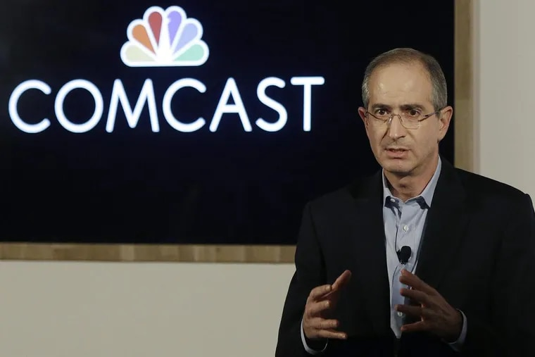 Comcast Corp. CEO Brian Roberts is making a hostile bid for European TV distributor in Europe.