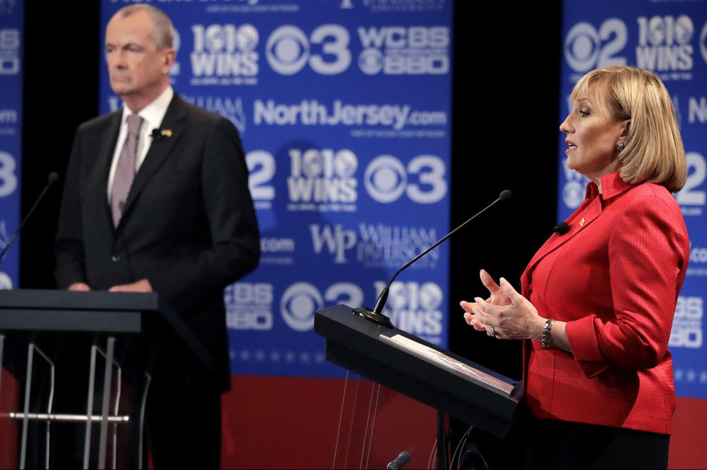 Looking for your local candidates' stand on issues in New Jersey? Good luck with that