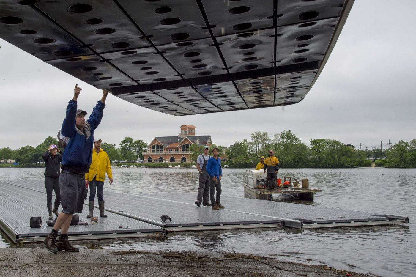 'Unprecedented,' organizers say of last-minute switch of Stotesbury Cup Regatta from Philly's Schuylkill to S. Jersey's Cooper River