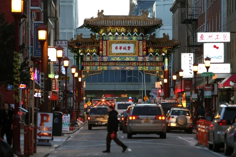 Many Philadelphians are reluctant to leave their homes because of fears over contracting COVID-19. But members of the city's Asian American communities have an additional worry — many are growing increasingly anxious about dealing with racist incidents.