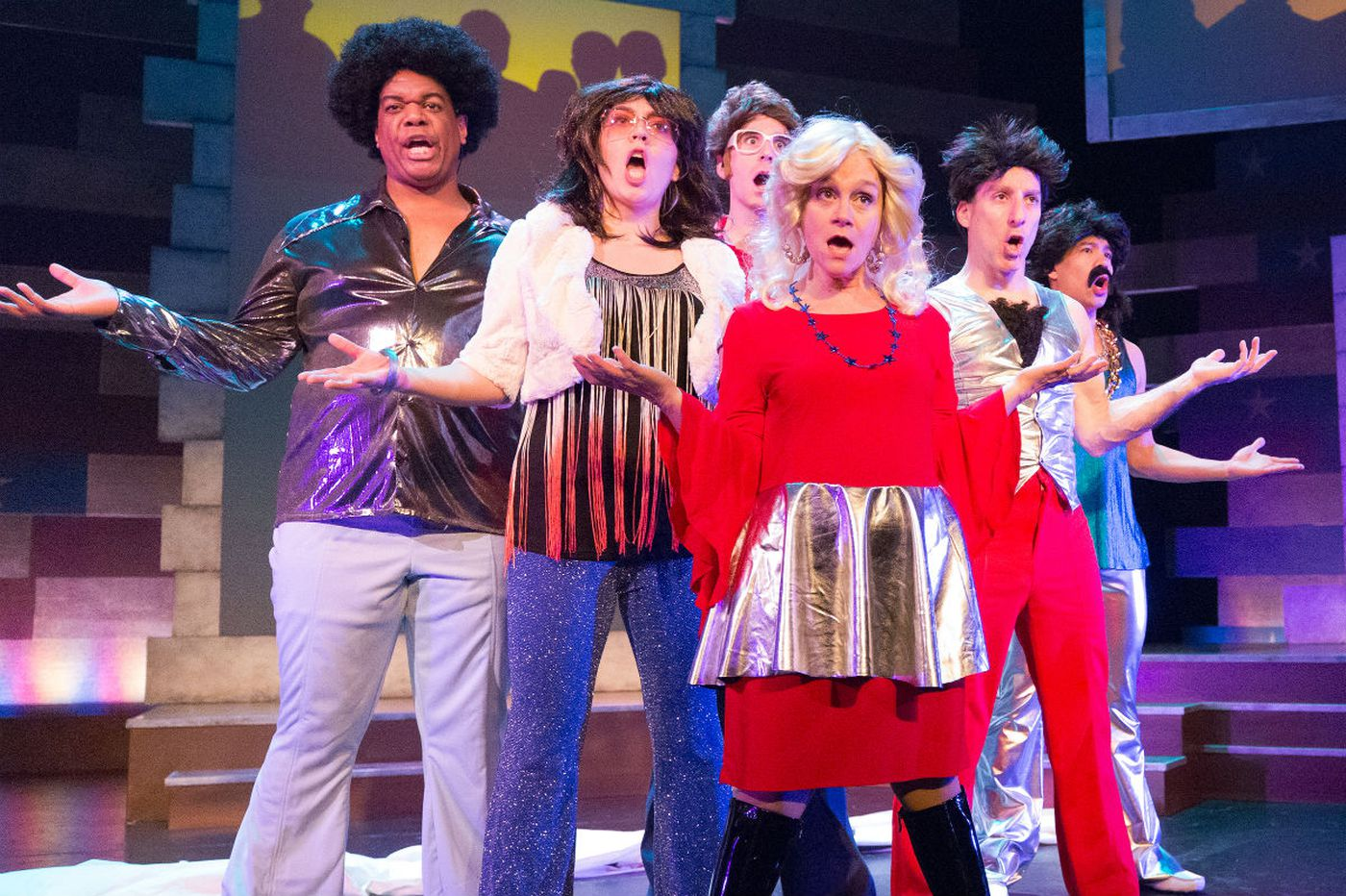'This Is the Week That Is' at 1812 Productions reminds us of the year it's been