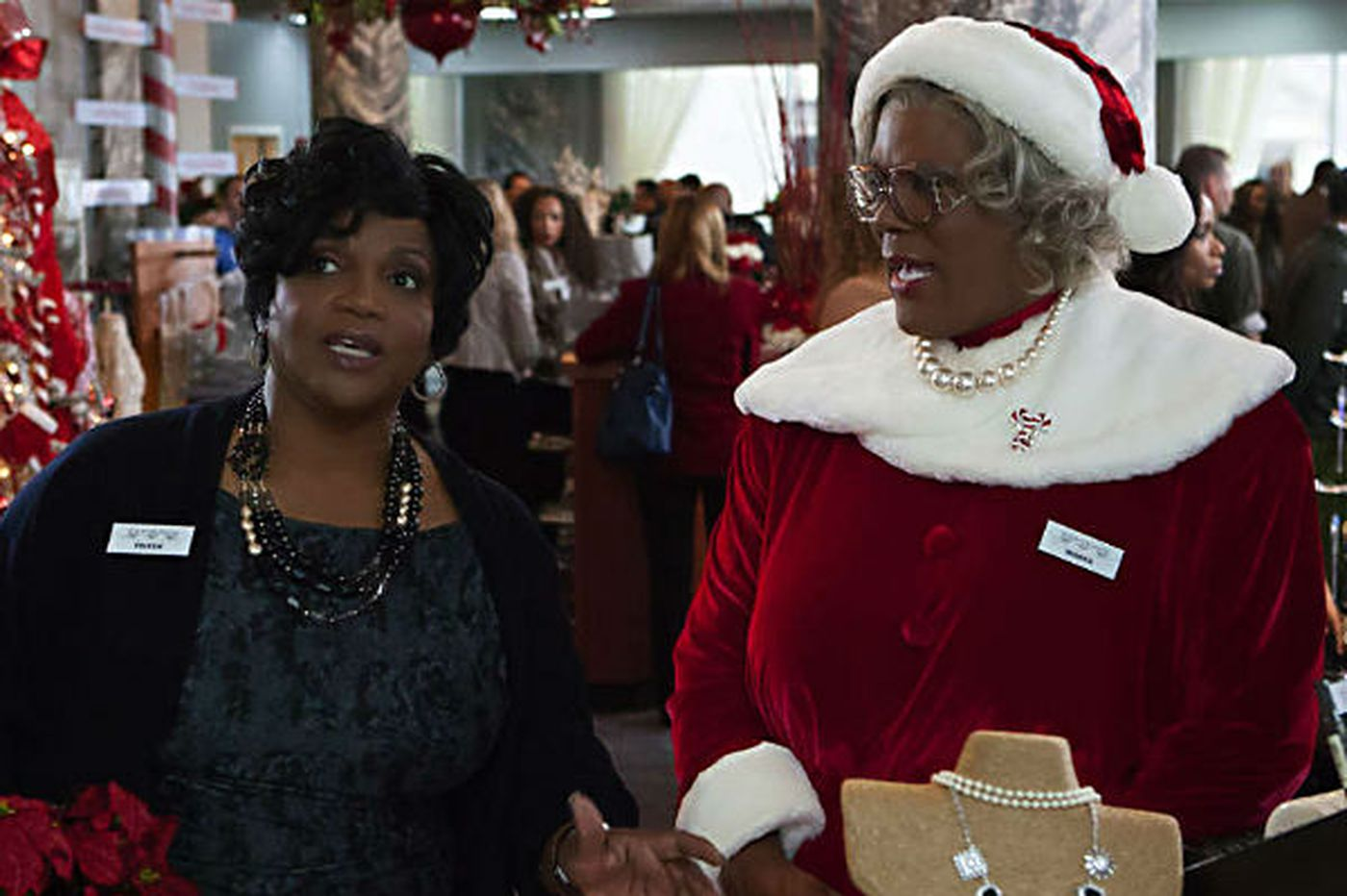 'A Madea Christmas' makes fun of, then embraces, its PG-13 values