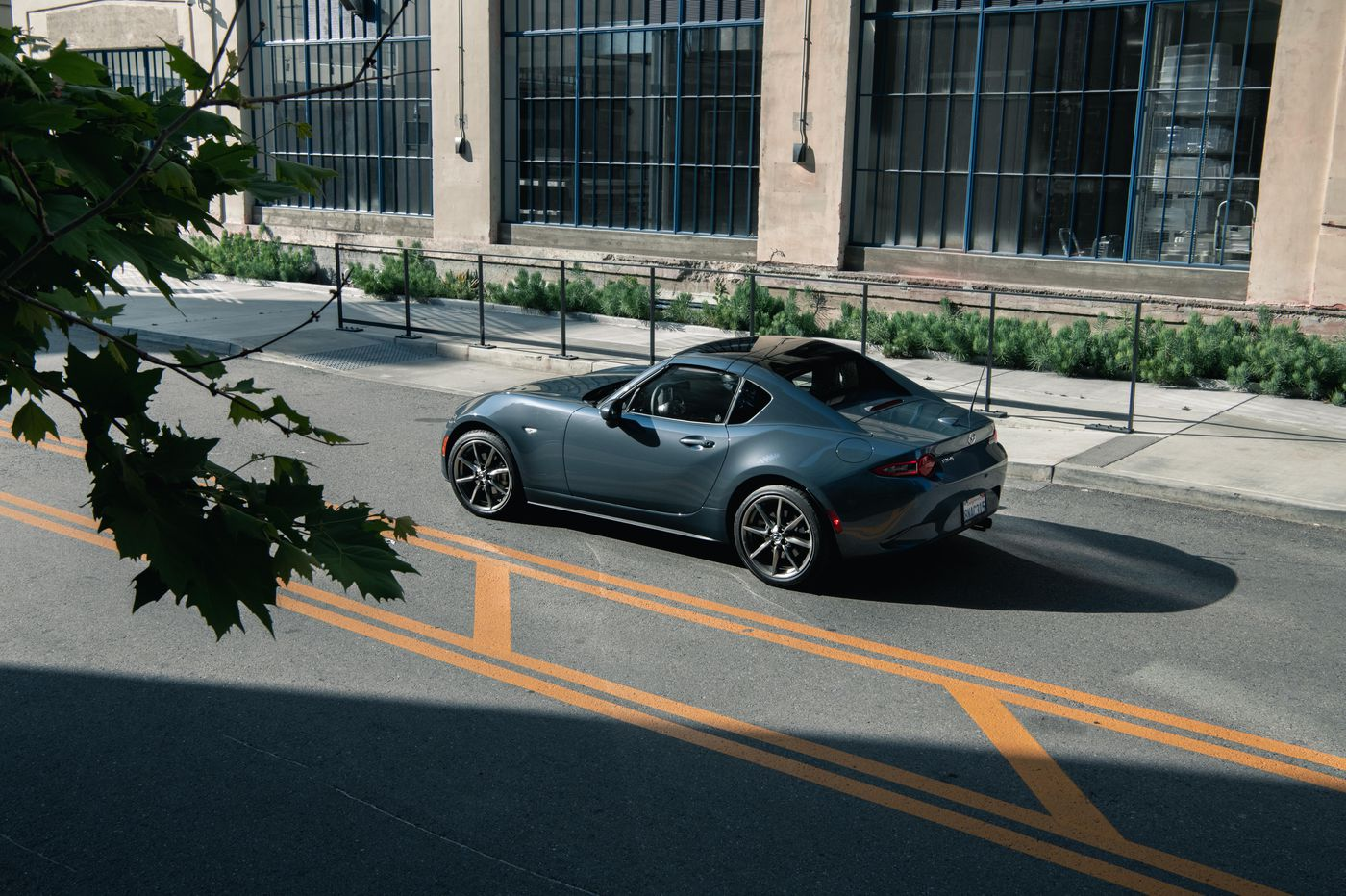 2020 Mazda MX-5 RF still means a lot of fun and some summer sun