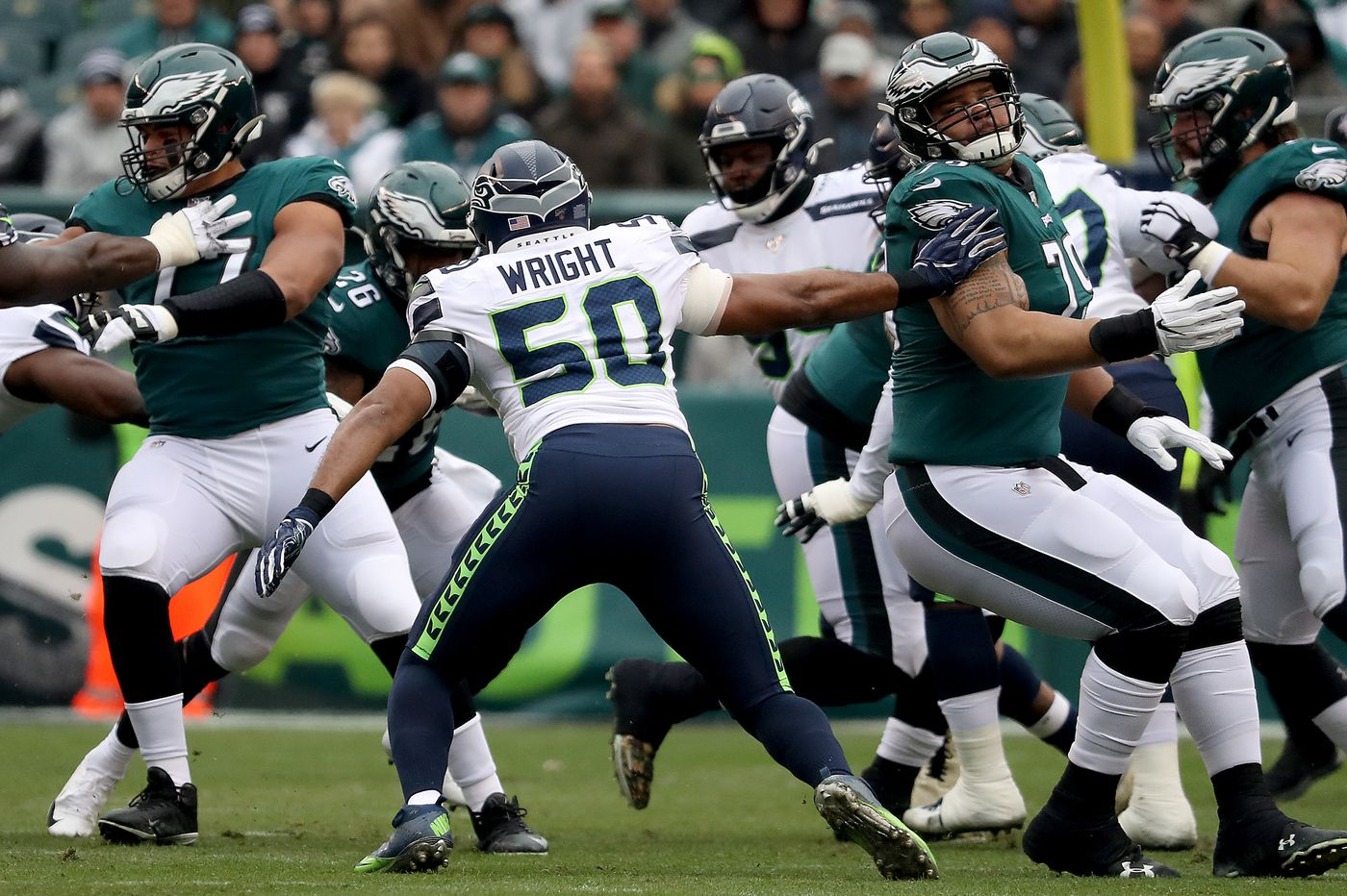 The Eagles' Brandon Brooks' anxiety doesn't make him weak. It makes him human. | Mike Sielski