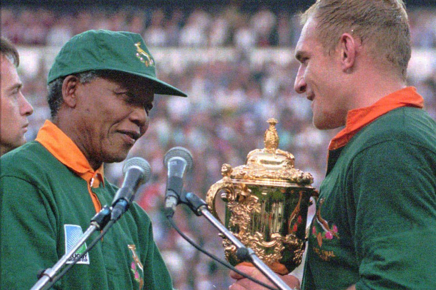 Mandela belongs to everyone