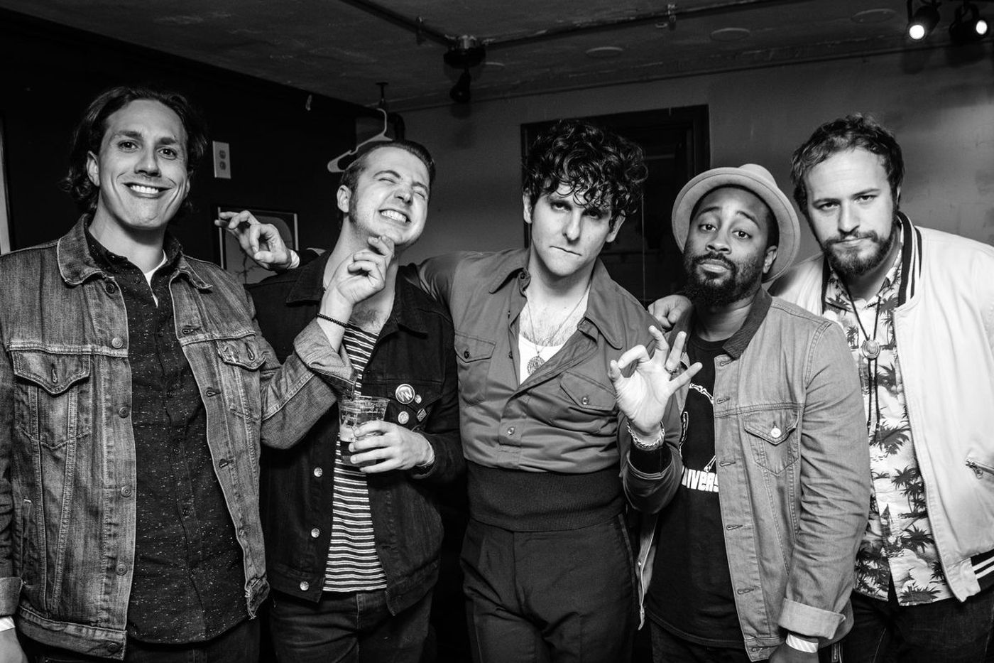 Listen: Elton John interviews Philly's Low Cut Connie on 'Rocket Hour' radio show