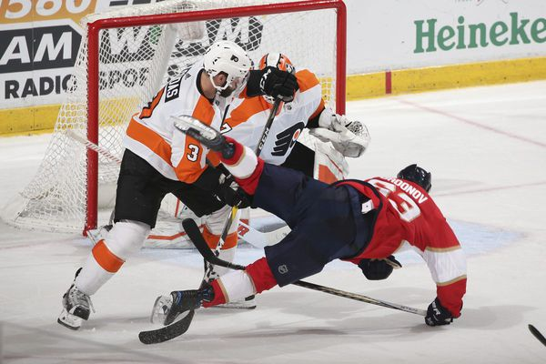Panthers 3, Flyers 2: Five quick observations