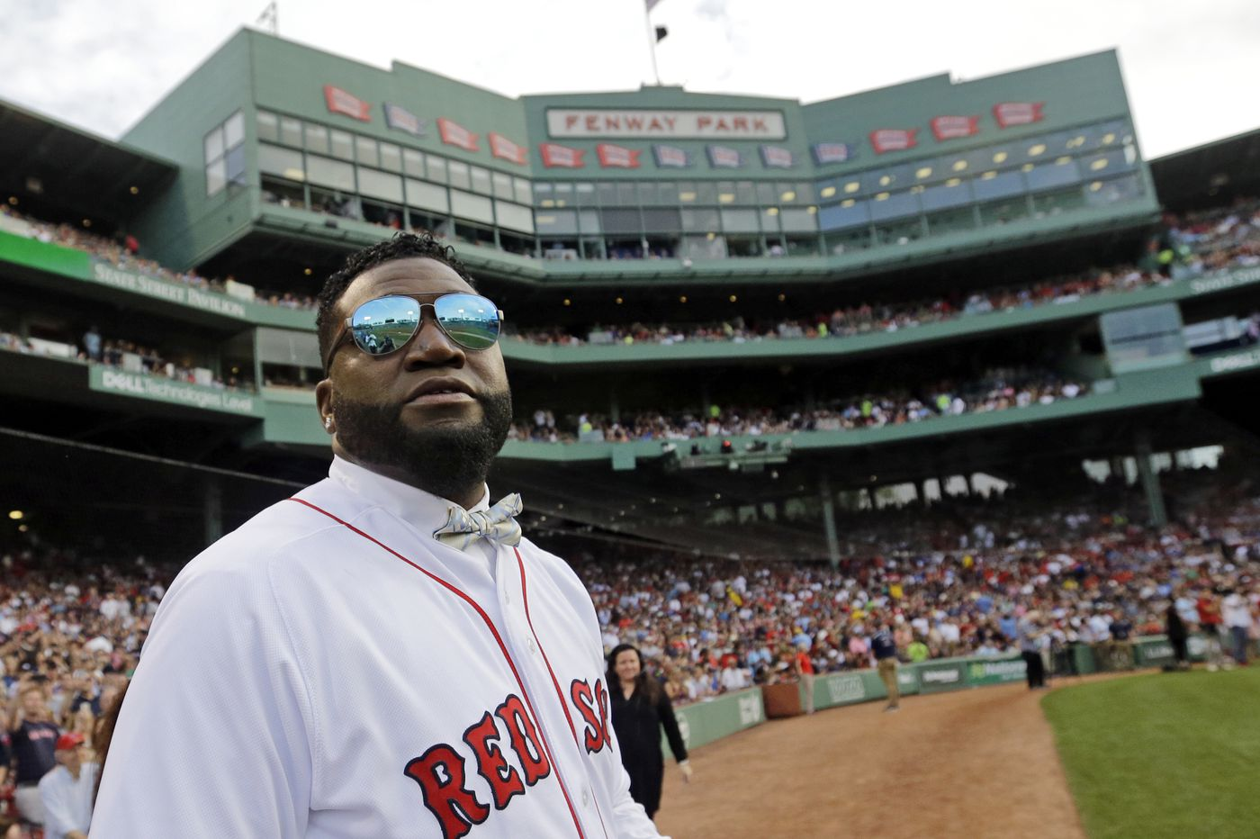 Former Red Sox star David Ortiz recovering after being shot in Dominican Republic