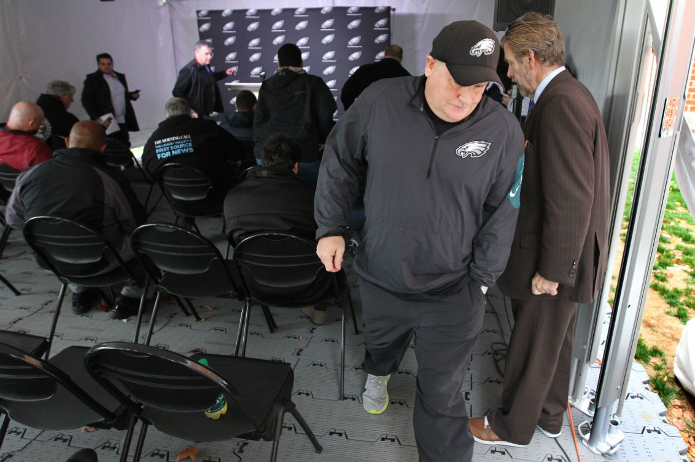 Chip Kelly never got that the Eagles were like a family
