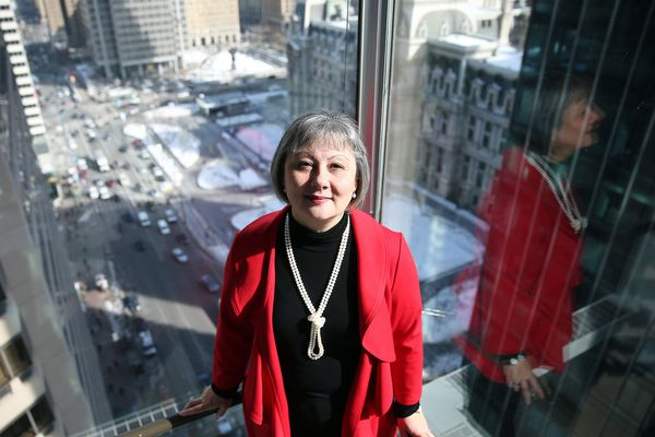 Talking money for the arts with June O'Neill