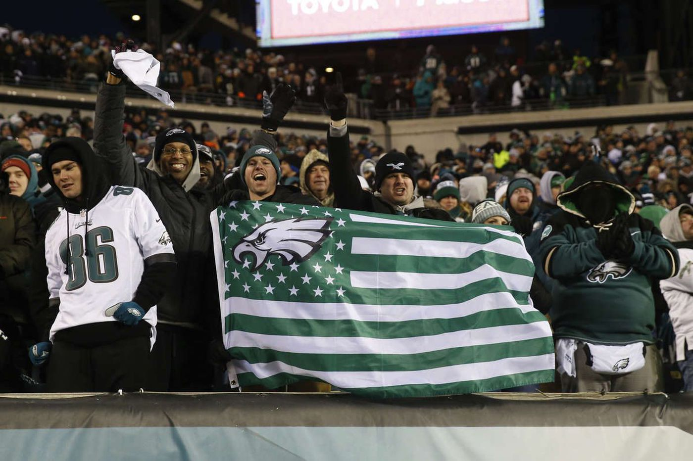 Eagles Super Bowl watch party at the Linc? If they win, Philly fans deserve it | Ronnie Polaneczky