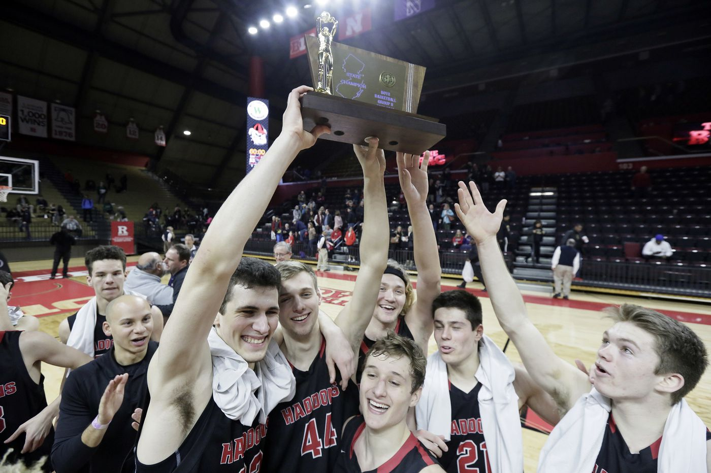 South Jersey basketball notebook: Farewell to special seniors at Haddonfield, Moorestown, Camden Catholic