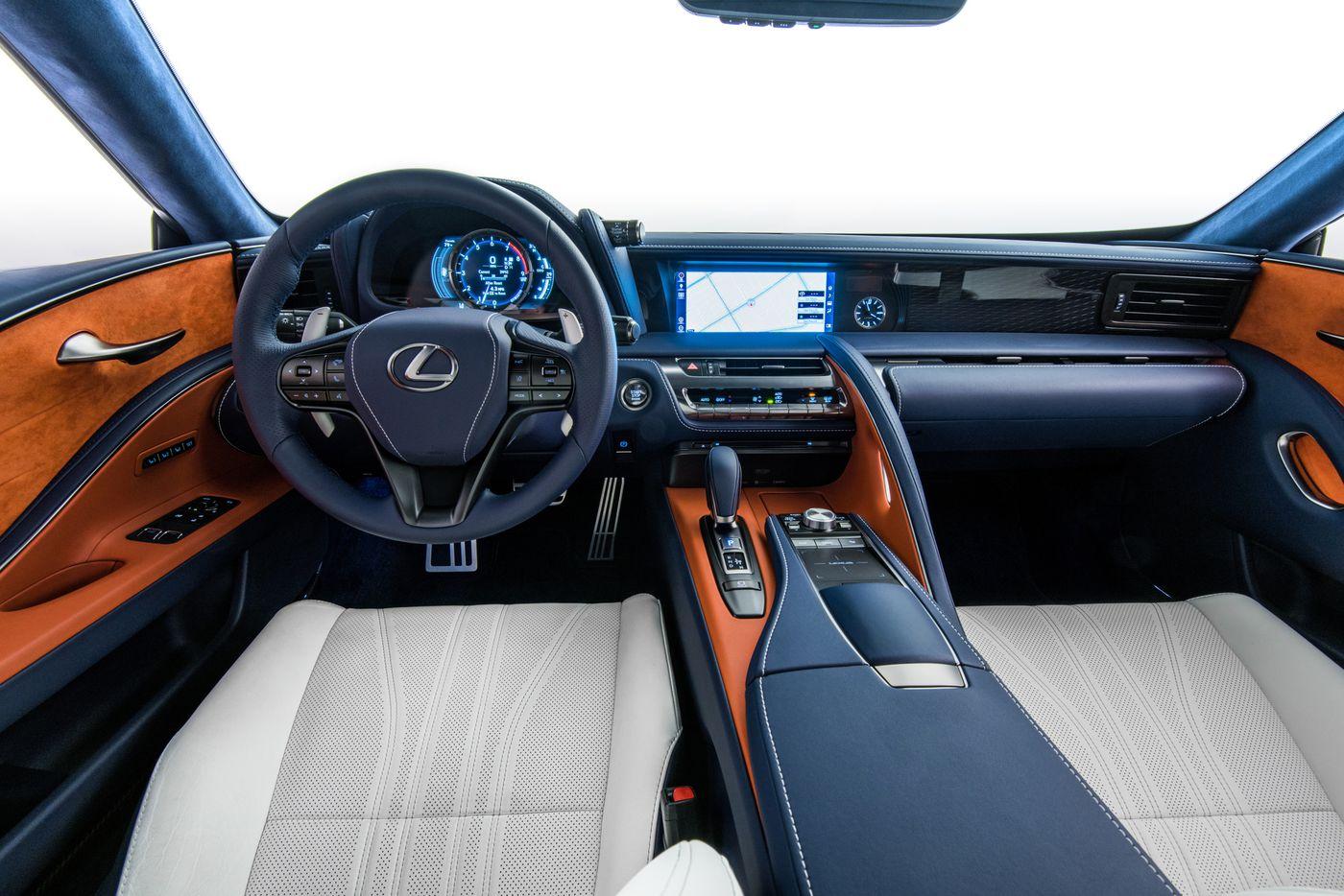 The 2018 Lexus Lc500