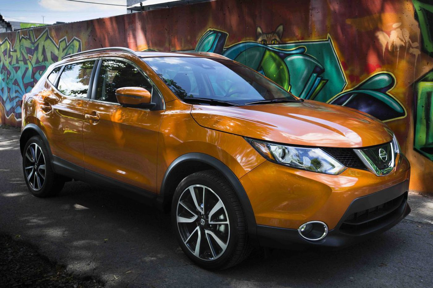 Nissan's Rogue Sport lacks that je ne sais quoi