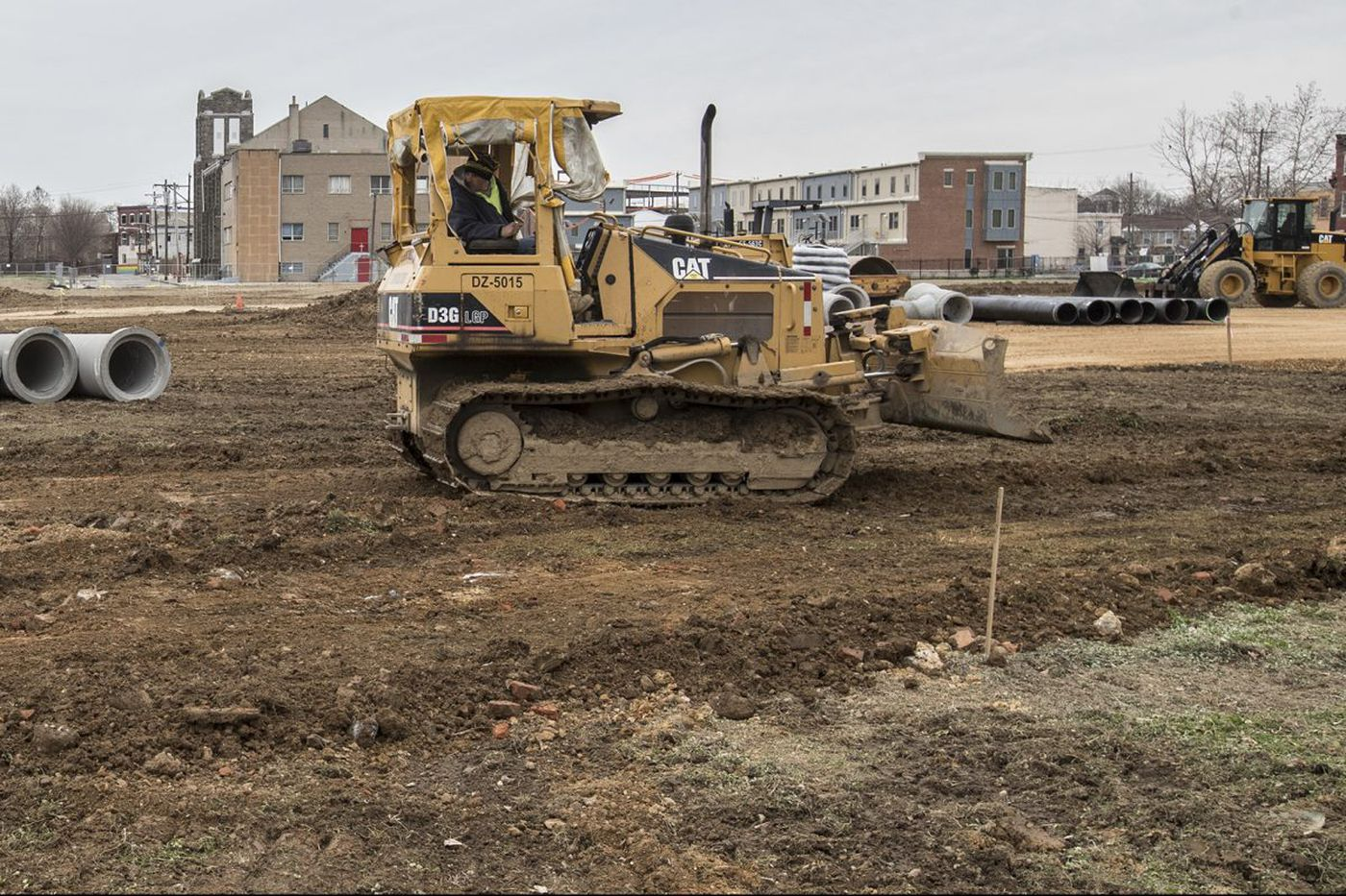 Philly Housing Authority adding new streets in Sharswood redevelopment