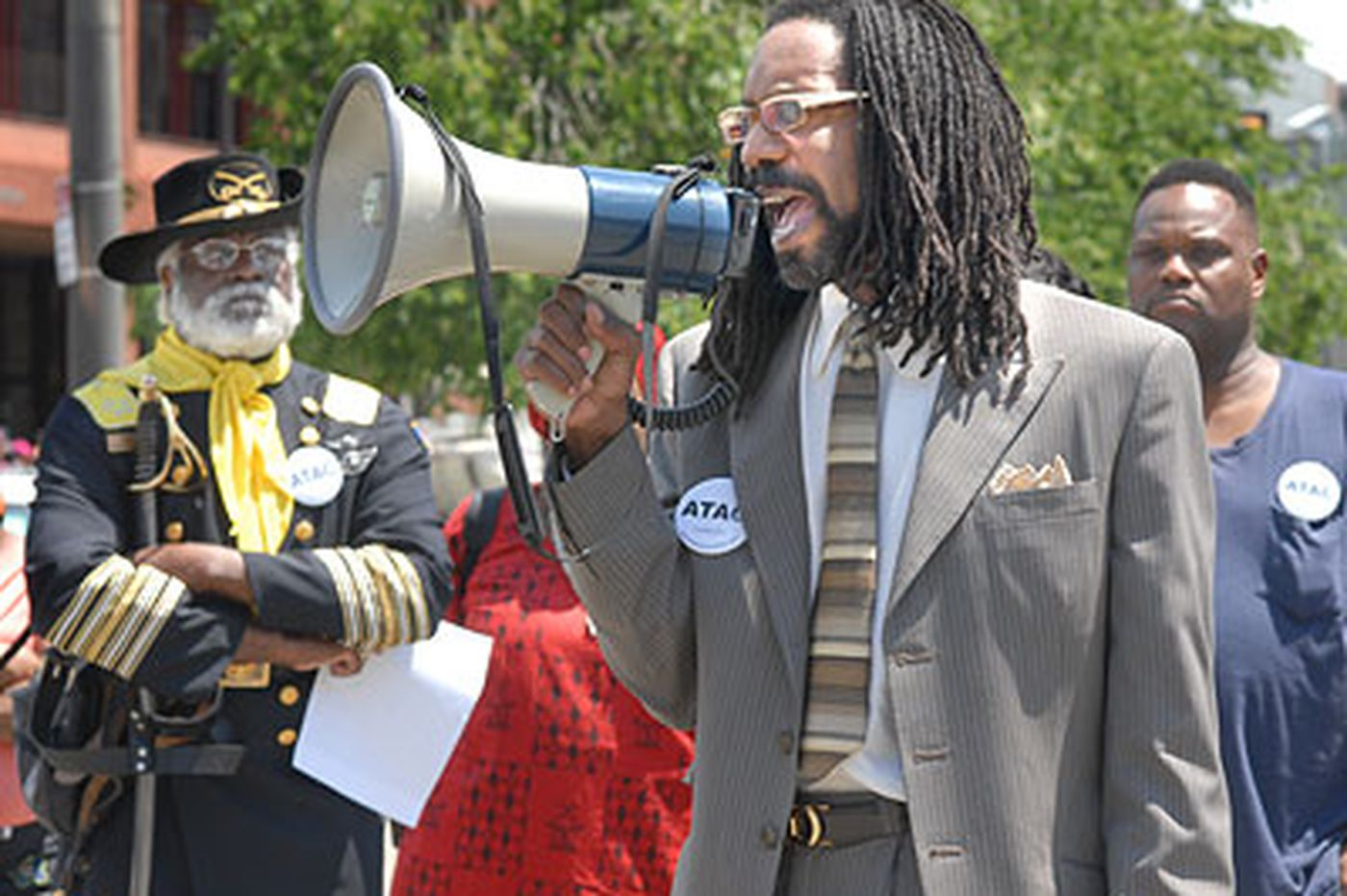 Slave's escape commemorated at President's House