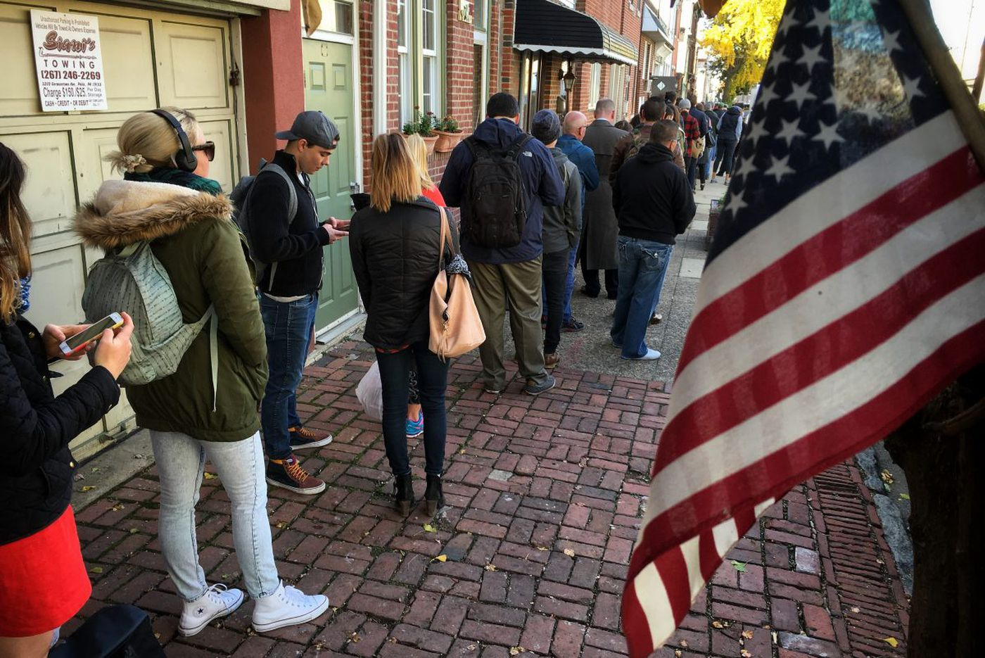 To ensure fair elections in Pa., keep voting technology up to date | Commentary