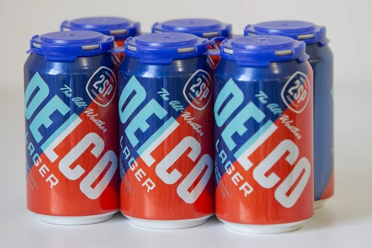 Delco Lager from 2SP in Delco. Parts of South Philadelphia are slated to join a Delaware County-based district under Pennsylvania's new congressional map.