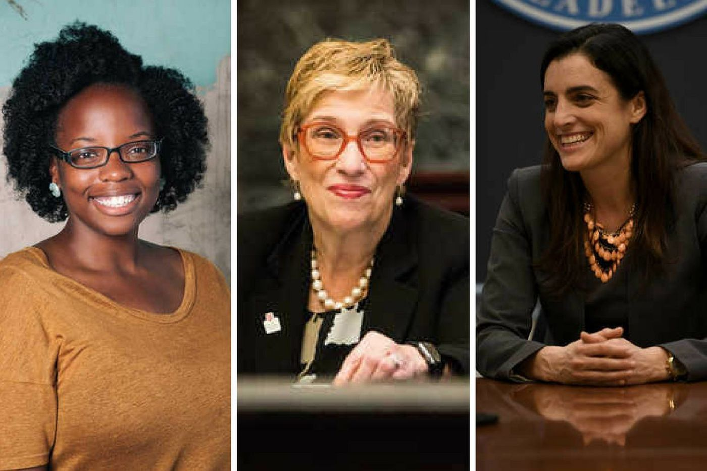 What women want: 13 in Philly share their hopes for 2018 | Perspective