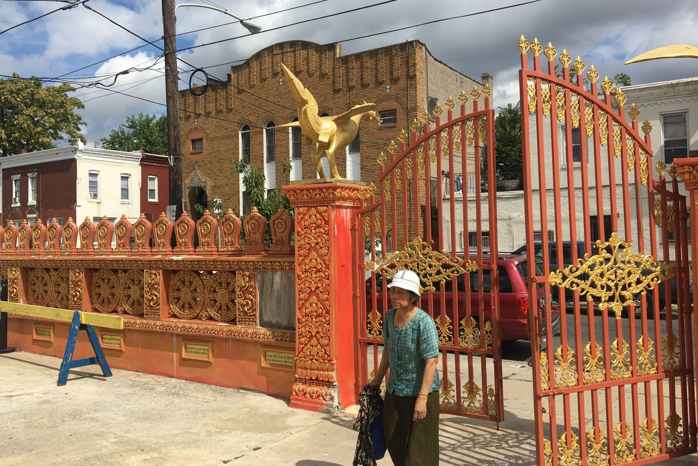 A Buddhist temple embedded in a synagogue tells the story of South Philly immigration