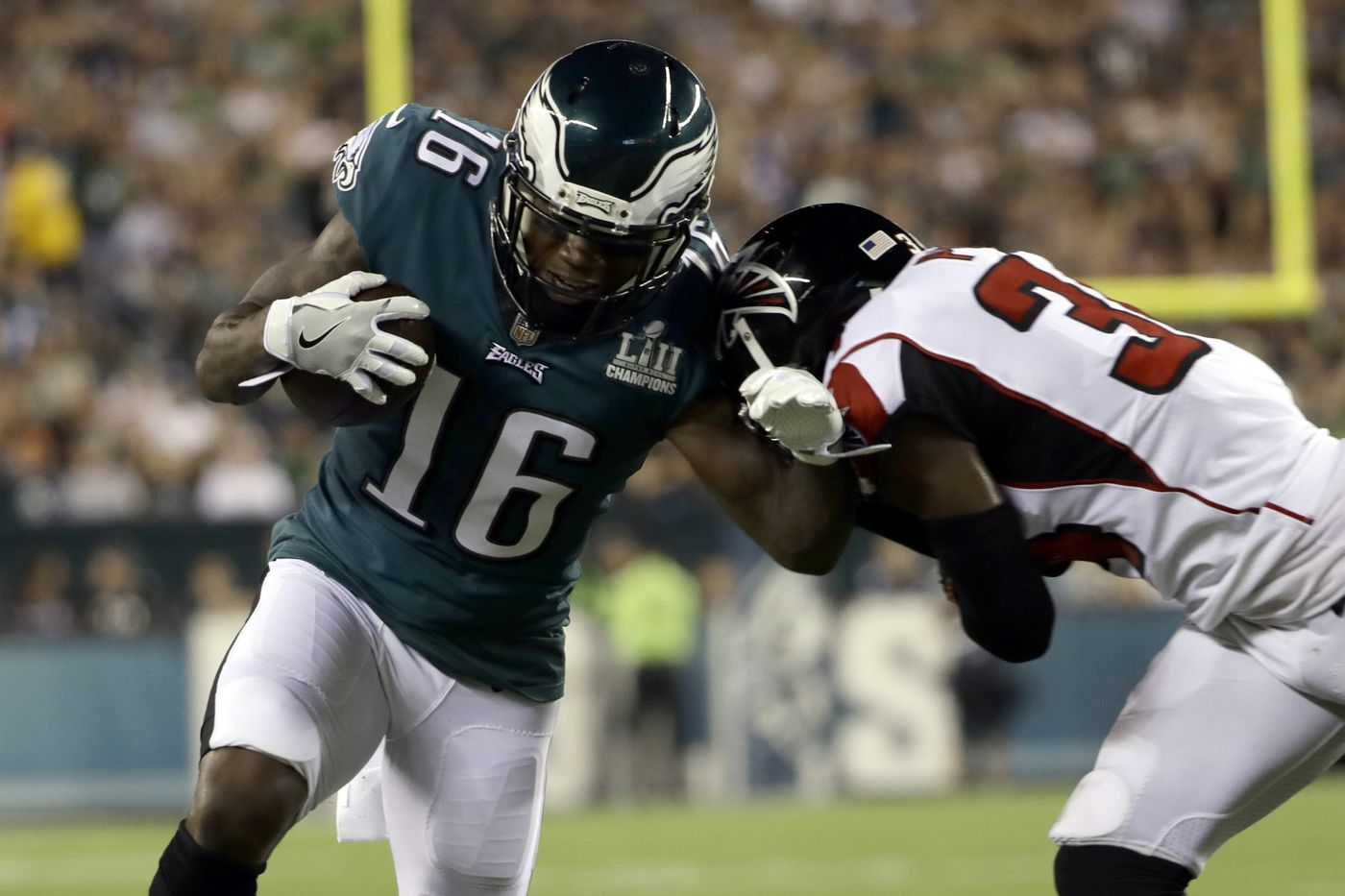 Eagles begin preparing for Tampa Bay Buccaneers after the Bucs' 48-point performance | Early Birds