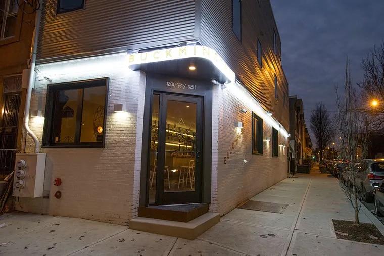 Buckminster's, 1200 S. 21st St.