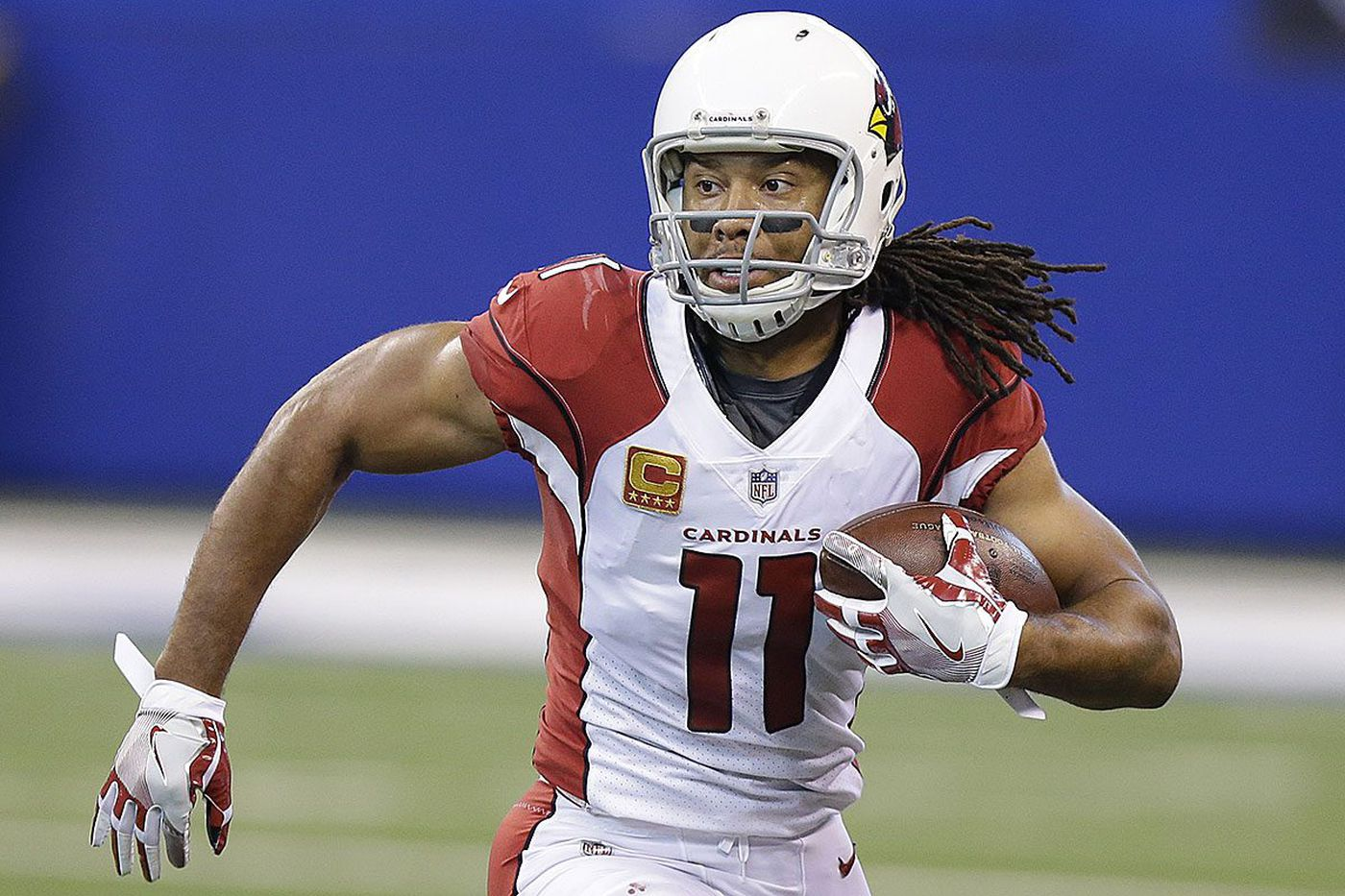 Eagles' Malcolm Jenkins admires Larry Fitzgerald's attention to detail