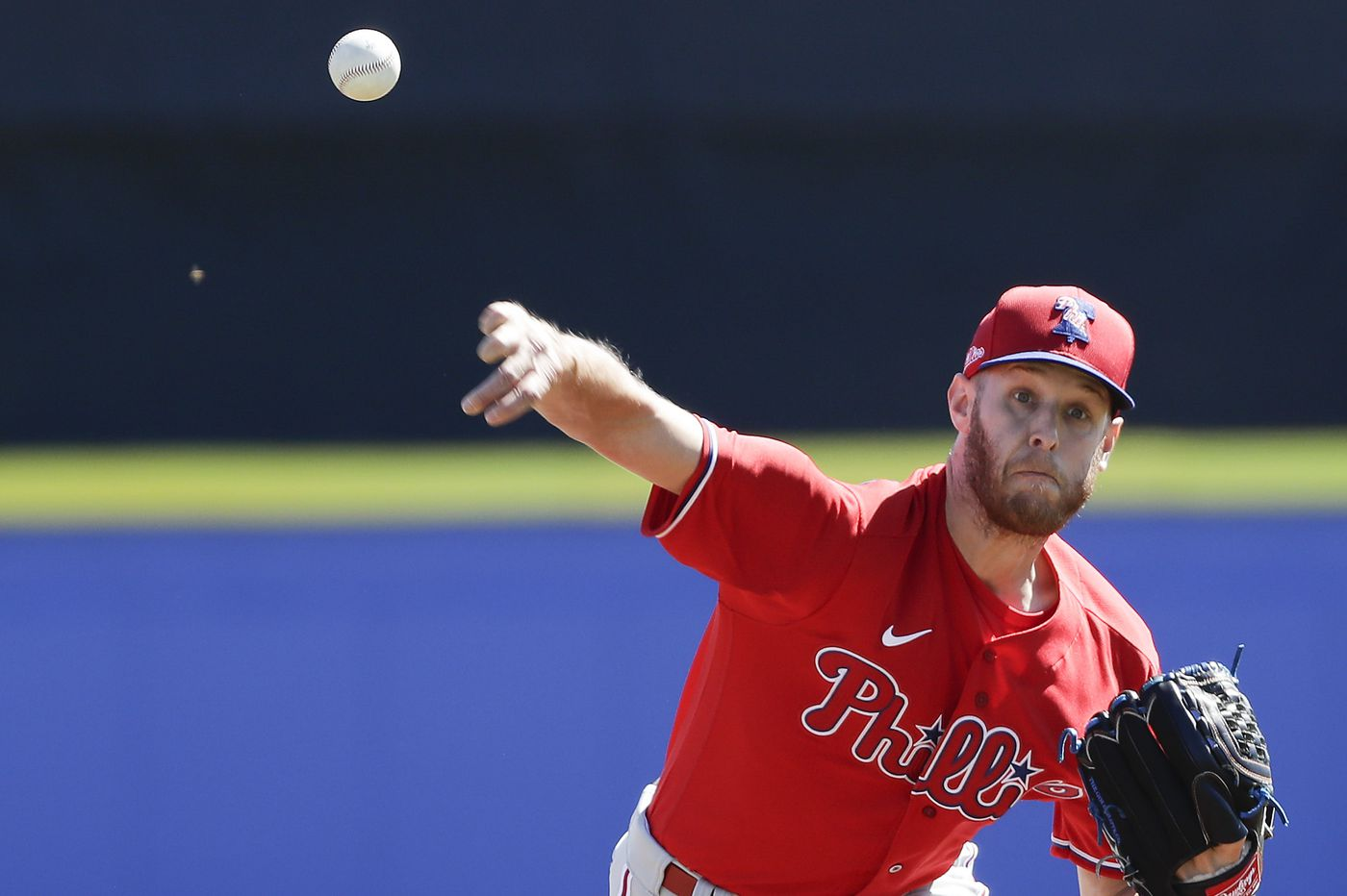 Zack Wheeler's first Phillies spring training resembles his exhibition work with Mets | Extra Innings
