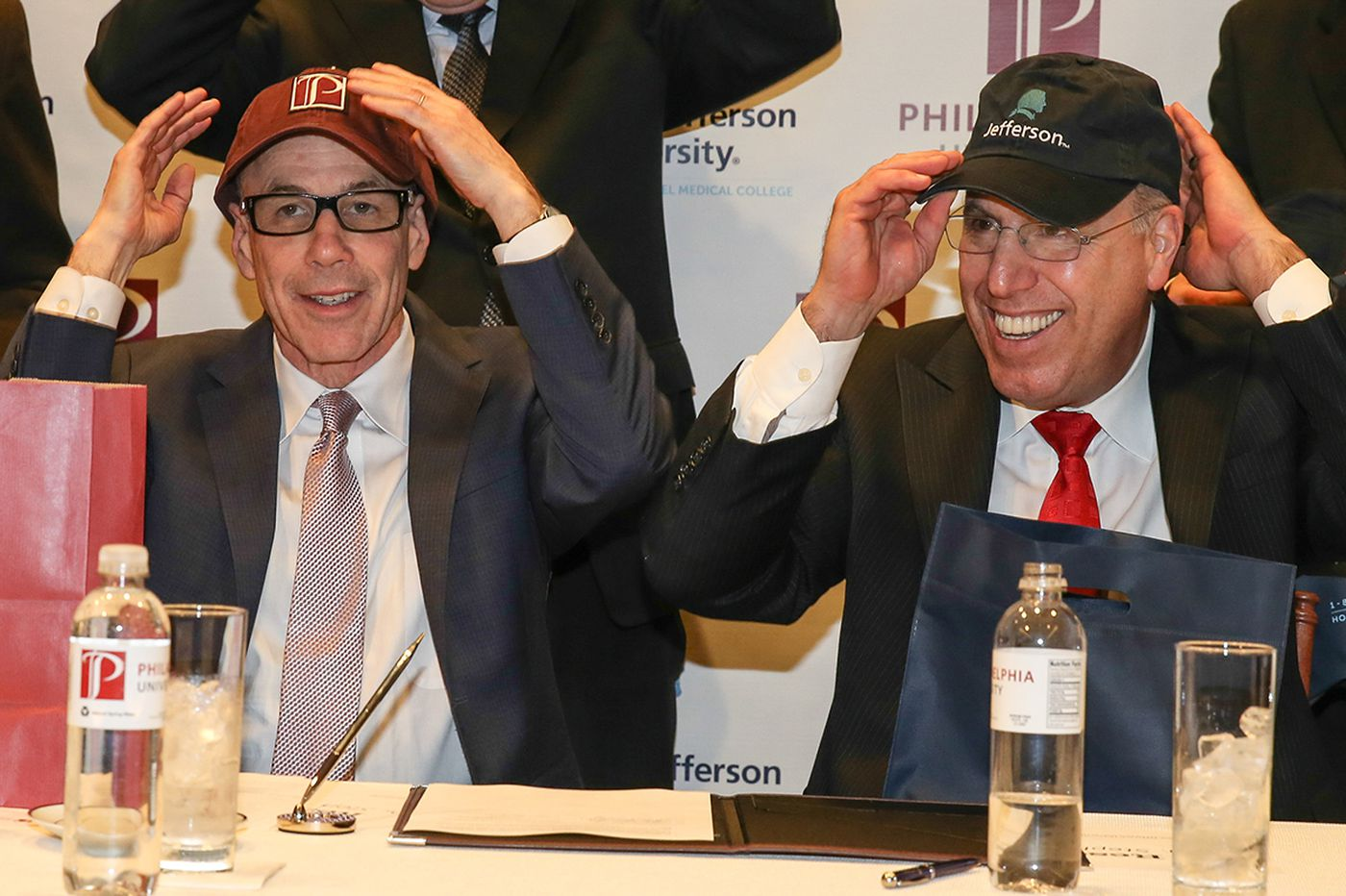 Jefferson, Philadelphia University to merge
