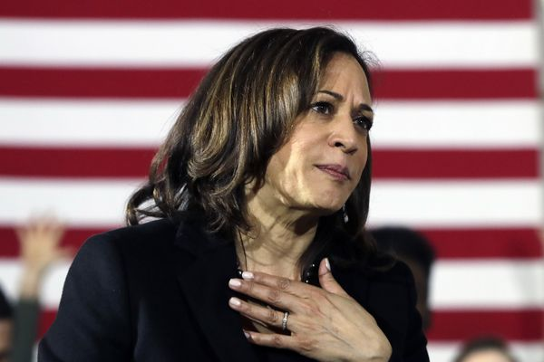Kamala Harris takes on Trump as a charismatic 'generic Democrat.' Is that bad?   Will Bunch