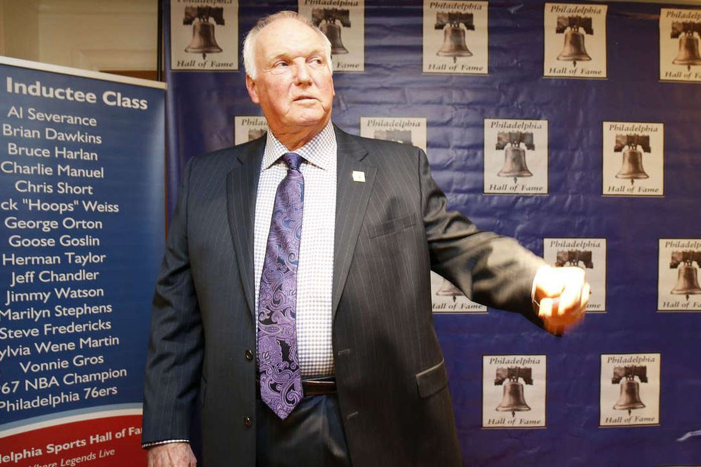 Charlie Manuel says Eagles can win, like his Phillies | Marcus Hayes