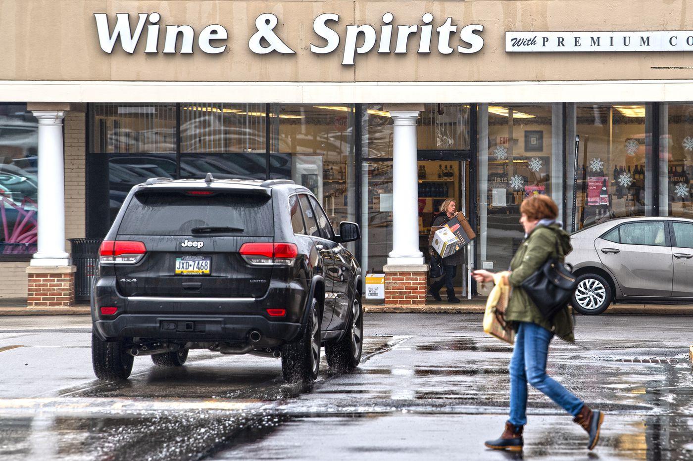 Coronavirus Shutdown Of Pennsylvania Wine And Liquor Stores In Philadelphia Suburbs Is Tuesday Last Day For 2 Weeks