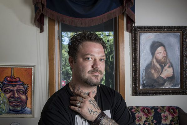A Jackass grows up (sort of): Bam Margera's back from the bottom