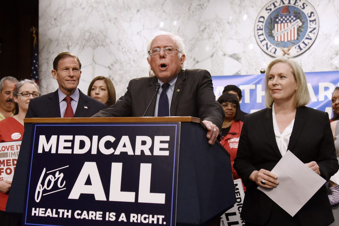 How Sanders and the GOP are both trying to kill Obamacare | Editorial