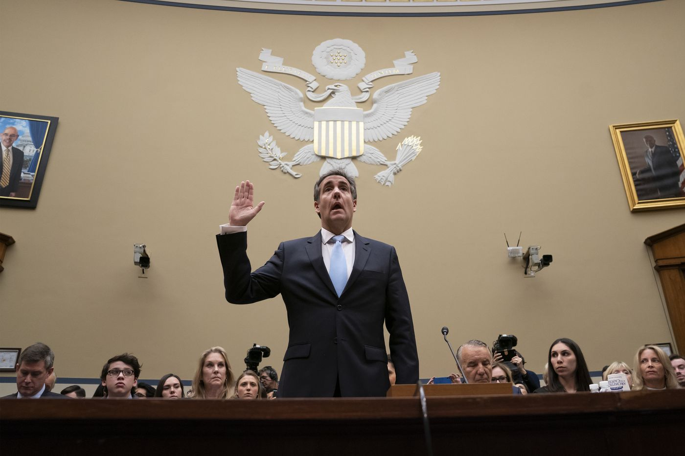 Michael Cohen testimony: Trump, a Wharton alum, told me to threaten colleges to not release grades