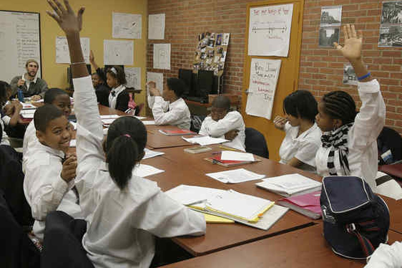 Philly charter school on the brink of closing after losing payments from School District
