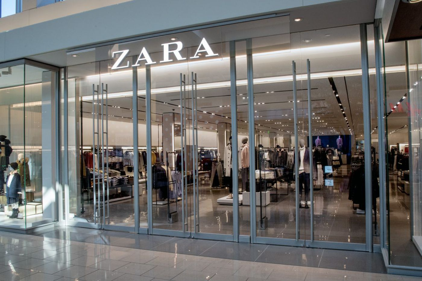 62ffdd3f13 Mall musical chairs: How PREIT landed Zara at Cherry Hill Mall