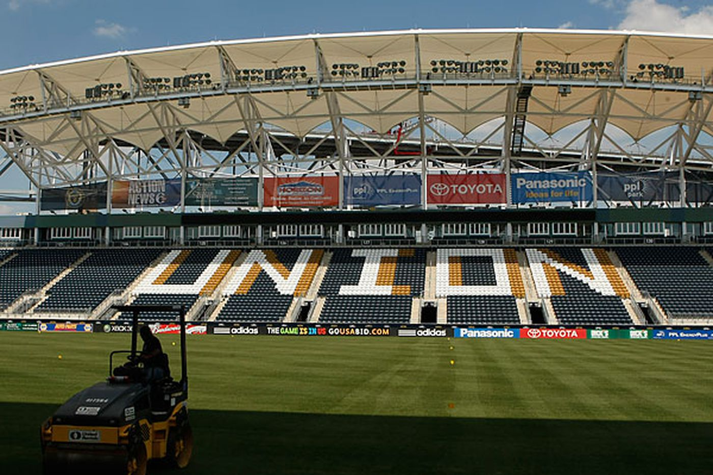 New Mexico soccer star falls in love with PPL Park