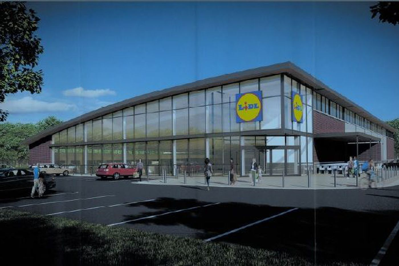 Discount grocer Lidl still sees opportunity around Philly and South Jersey, just less than before